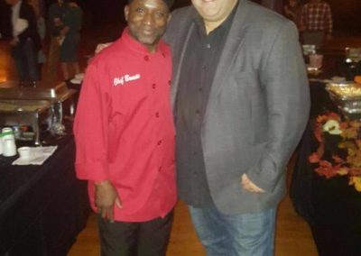 Chef-Benny-Smith-of-Daddys-Soul-Food-Grill