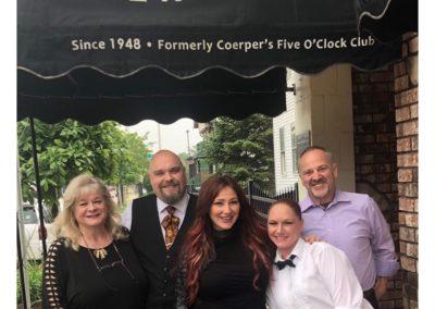 Singer - Tiffany visits Five O'clock Steakhouse