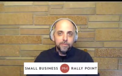 Stelio Kalkounos featured on Small Business Rally Point with Pat Miller