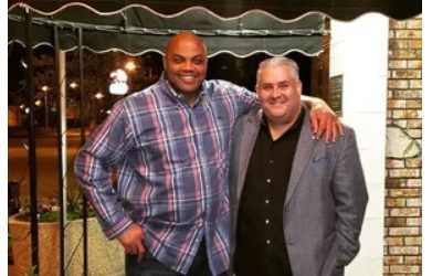Charles Barkley gave a national shout-out to Milwaukee restaurants 5 O'Clock Steakhouse and Mr. Perkins Family Restaurant