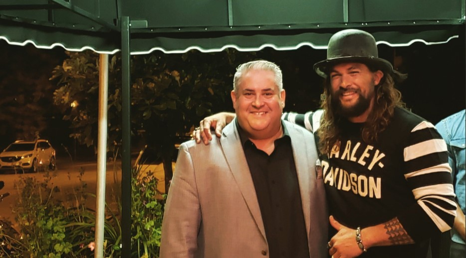 Jason Momoa swings by Harley-Davidson Museum, tests Live Wire