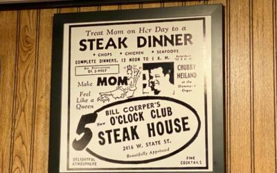Great Story about the Five O' Clock Steakhouse's 75th Anniversary onmilwaukee.com