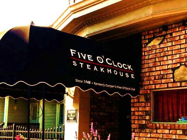 Five O'clock Steakhouse has a great news article in the Milwaukee Business Journal this week
